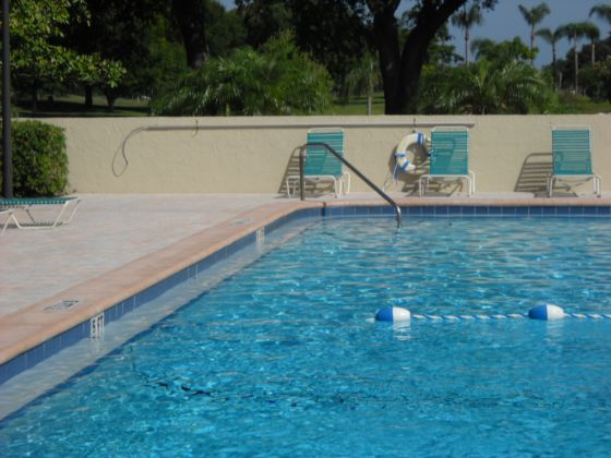 Pool at Cove Cay Village II